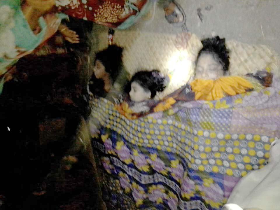 বাউফলে পুকুরে ডুবে তিন বোনে  মৃত্যু